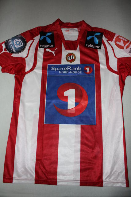 Match worn Tromsø shirt
